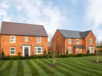 David Wilson Homes Letcombe Gardens Exterior Images