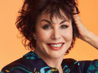 Ruby Wax Smiling Headshot