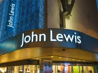 John Lewis London Store Header Image
