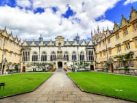 Oxford Unfiltered June Oriel College Oxford