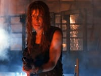 Forgotten Women of Film Linda Hamilton in Terminator 2 Judgment Day