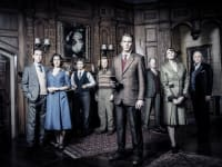 Cast of The Mousetrap 2019 UK Tour