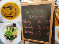 Trusting Our Senses Waste2Taste Food