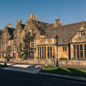 The Lygon Arms Daylight Front Exterior