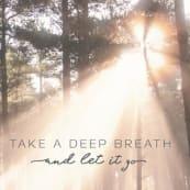 Breathe360 Take a deep breath