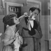 Gentlemens Skin Care Wife Trying to Groom Husbands Beard