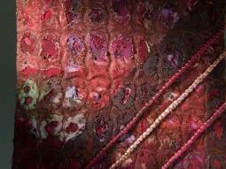 HMacRitchie distressed silk detail tmvd99