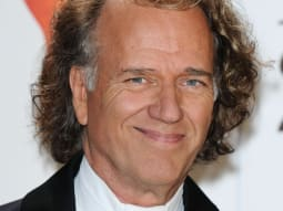 The King of Waltz Andre Rieu Headshot Smile Close Up