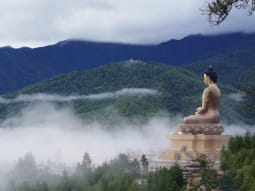 Bhutan Kingdom of the Sky Buddha