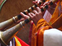 Bhutan Kingdom of the Sky musician
