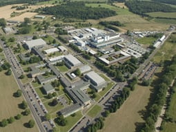 Culham centre for fusion energy aerial view