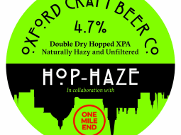 International beer day Hophaze Ale