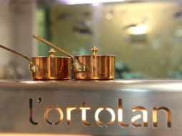 Lortolan Review Copper Pots on Kitchen Top