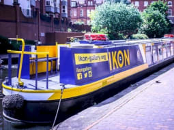 48 Hours in Birmingham Ikon Slow Boat