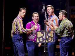 Jersey Boys - New Theatre Studio Scene