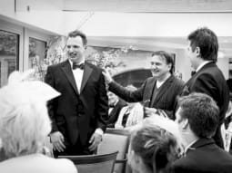 How We Did It Words from the Wedding Experts Matthew Taylor Fabulolus Flowers Raymond Blanc