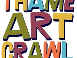 Thame Art Crawl Logo Low Res for Web Only