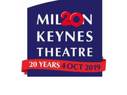 Look Whos Turning 20 Milton Keynes Theatre Logo