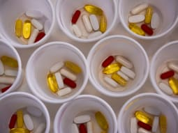 Writing With Madness Psych Ward Pill Distribution Cups