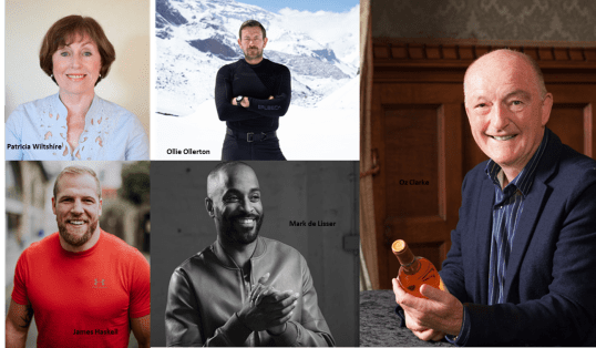 BBC Countryfile Live 2019 QC Speakers Line Up