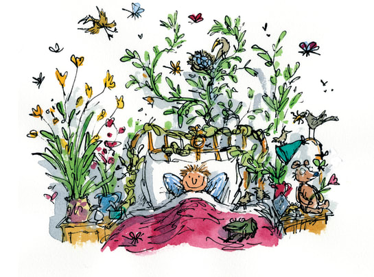 All the Year Round 2 Quentin Blake rztjna