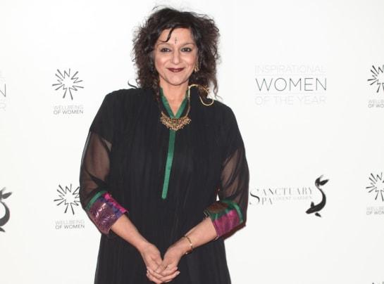 This month Im channelling Meera Syal