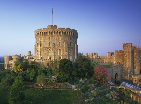 PP1515 Windsor Castle Peter Packer ss2zwp