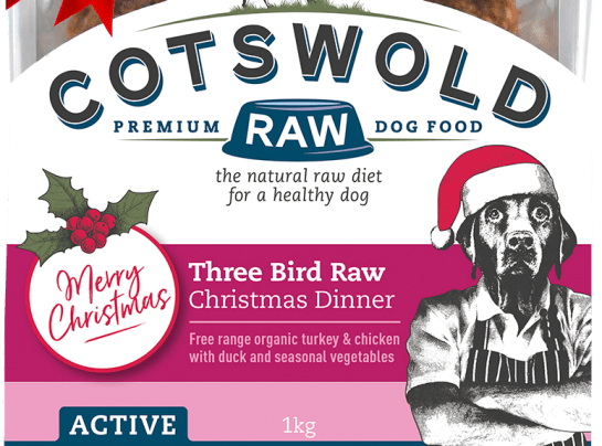 Cotsworld Three bird Raw Christmas