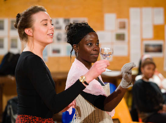 The Whip rehearsal photos  2020 2020 Photo by Steve Tanner  c  RSC 302584