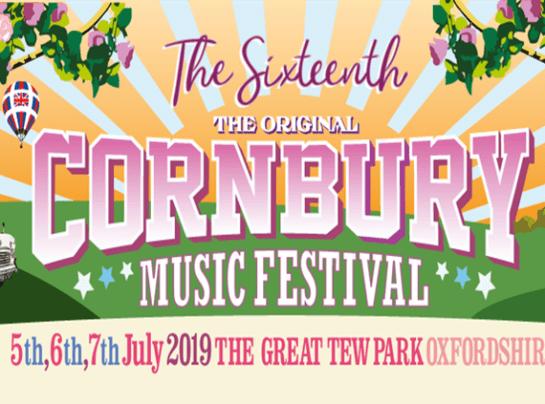 Cornbury Musical Festival 2019 Header Image