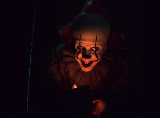 Pennywise from IT Chapter Two