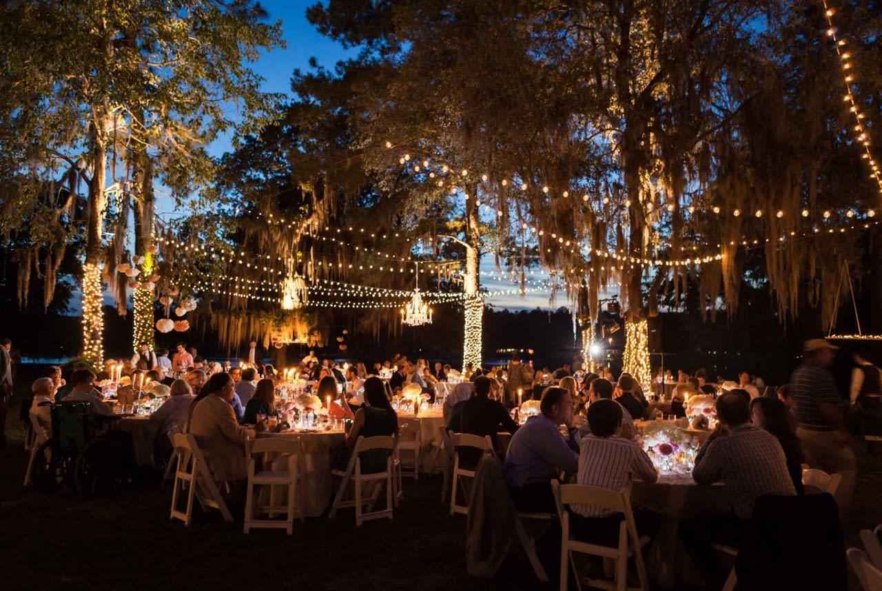 Al Fresco wedding Sarah Eubanks Photography