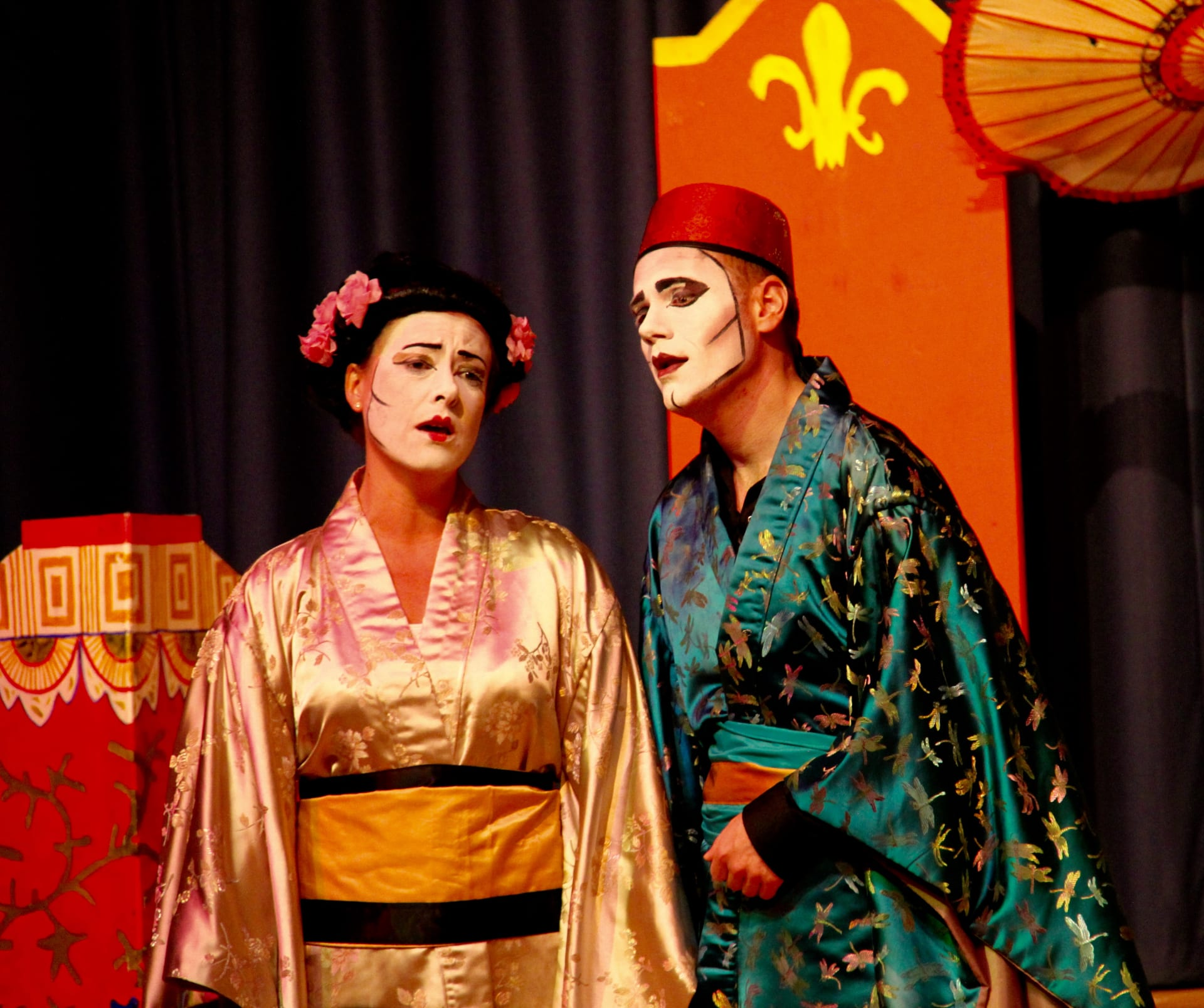 Opera Anywhere The Mikado