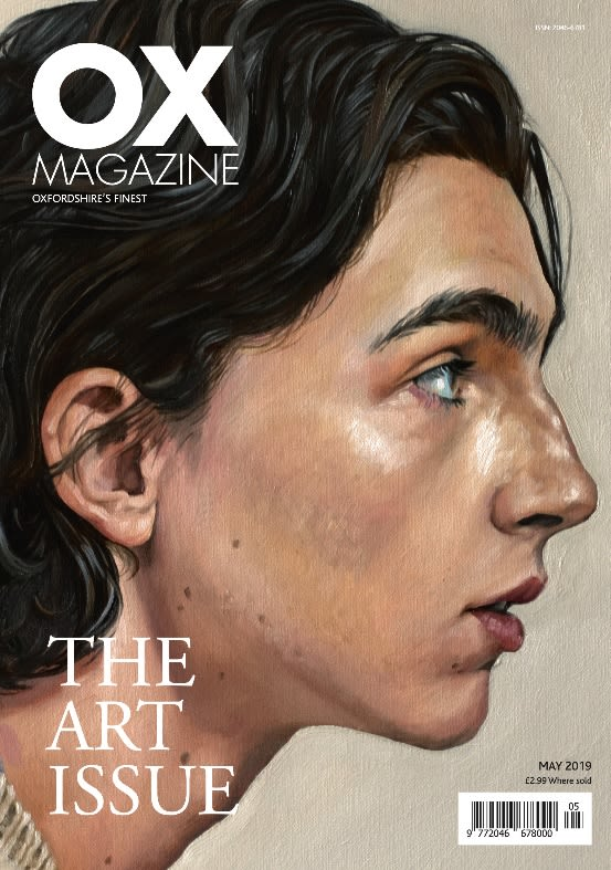OX Magazine May 2019