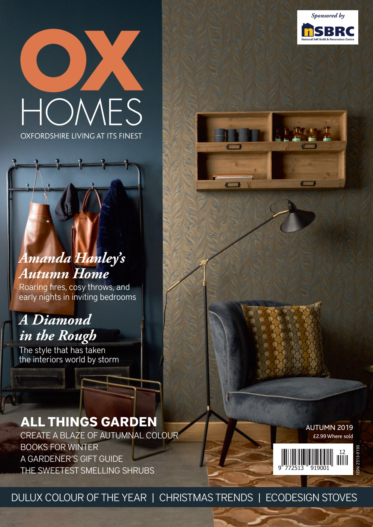 OXhomes Autumn2019 cover ydqgwp