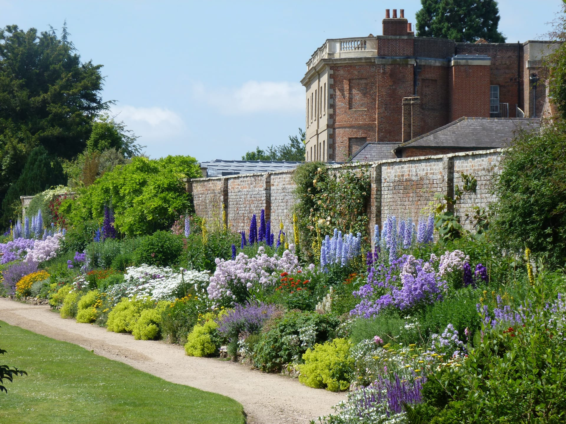 Waterperry Gardens Oxford gnmbl1