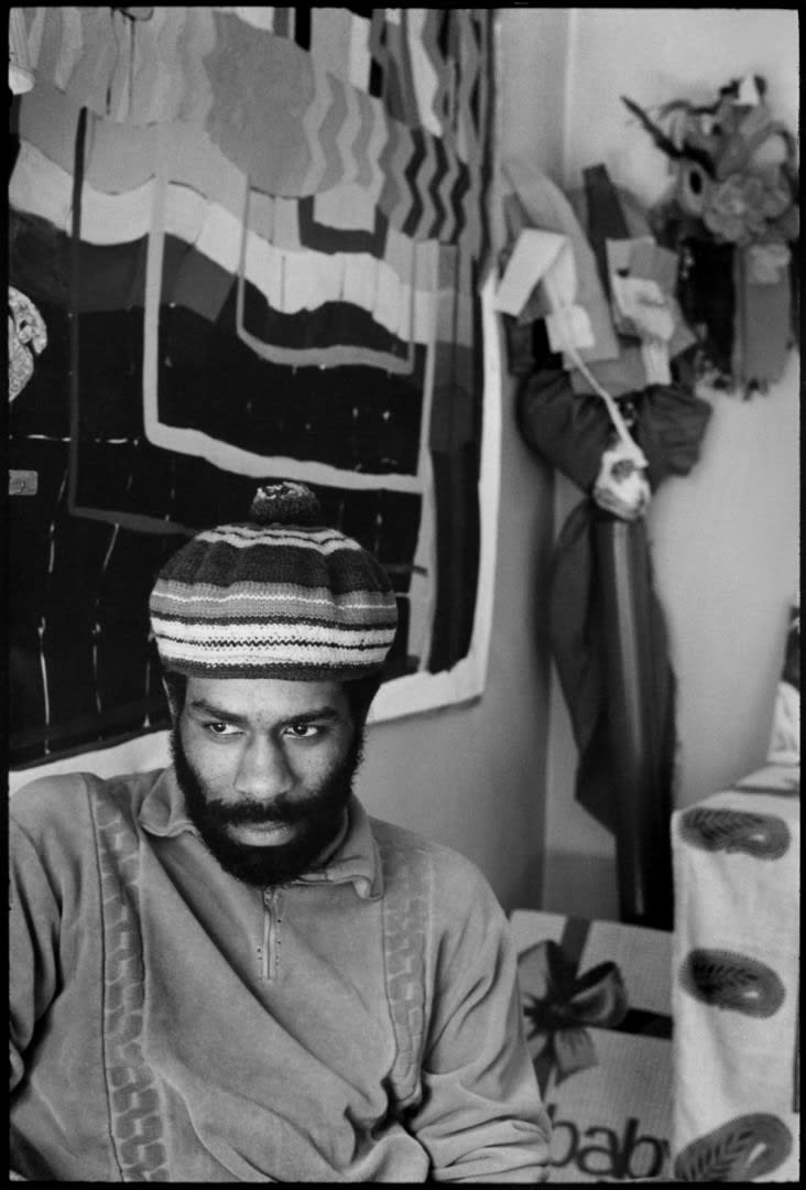 William Melvin Kelley by Henri Cartier Bresson