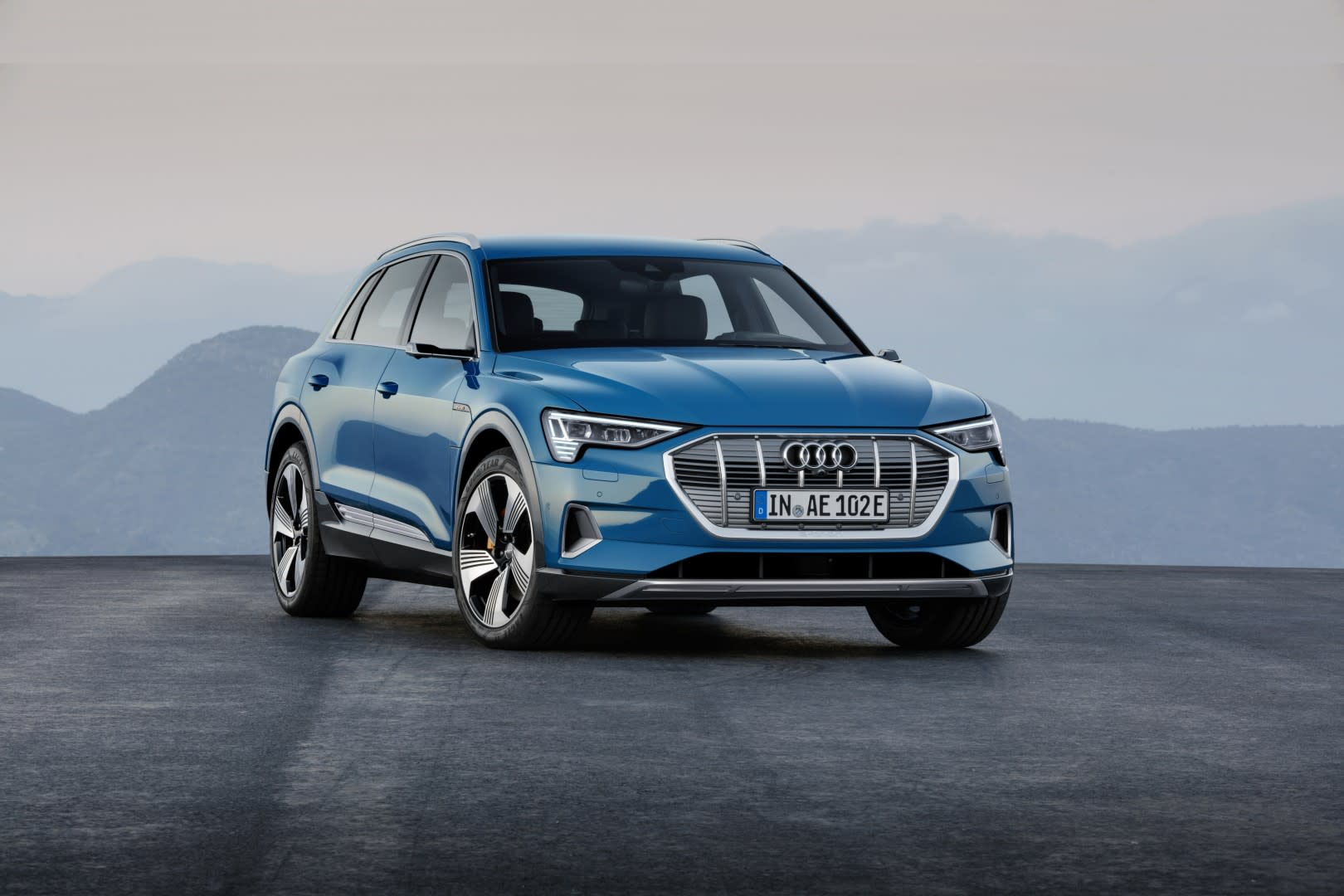 2019 a year of confusing car choices Audi E Tron