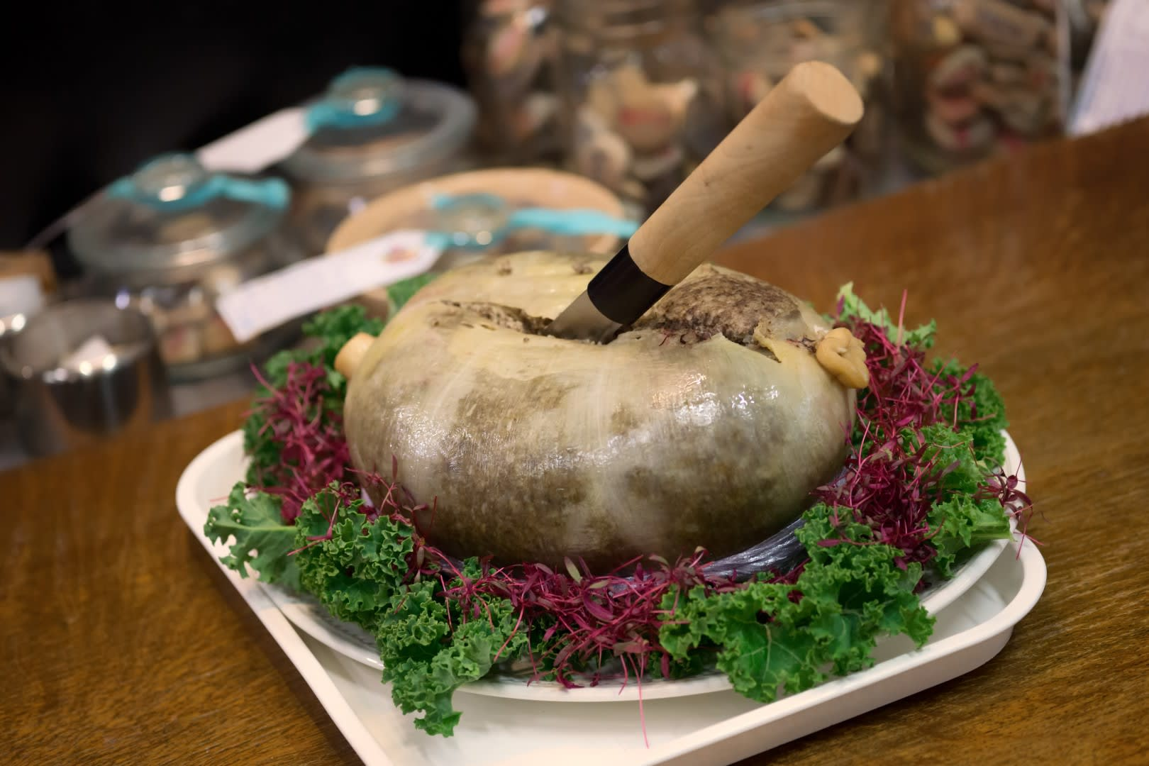 Burns Night Cover image Haggis