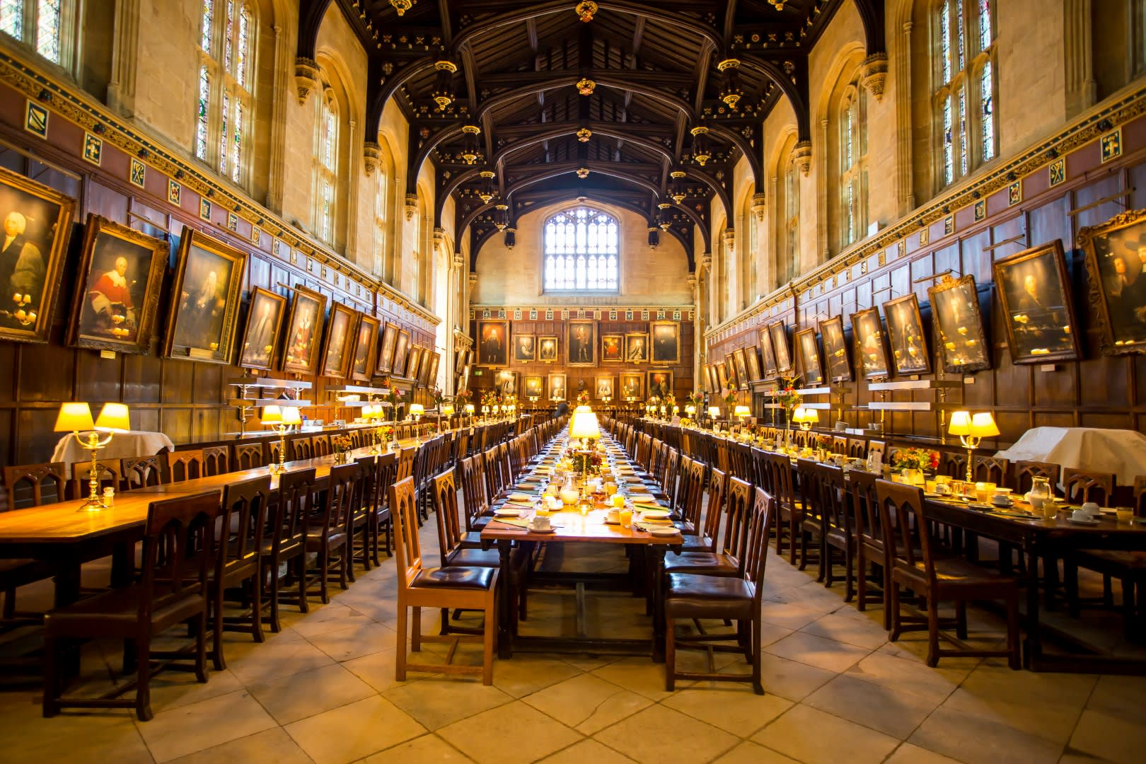 Christ Church Dining Hall University of Oxford