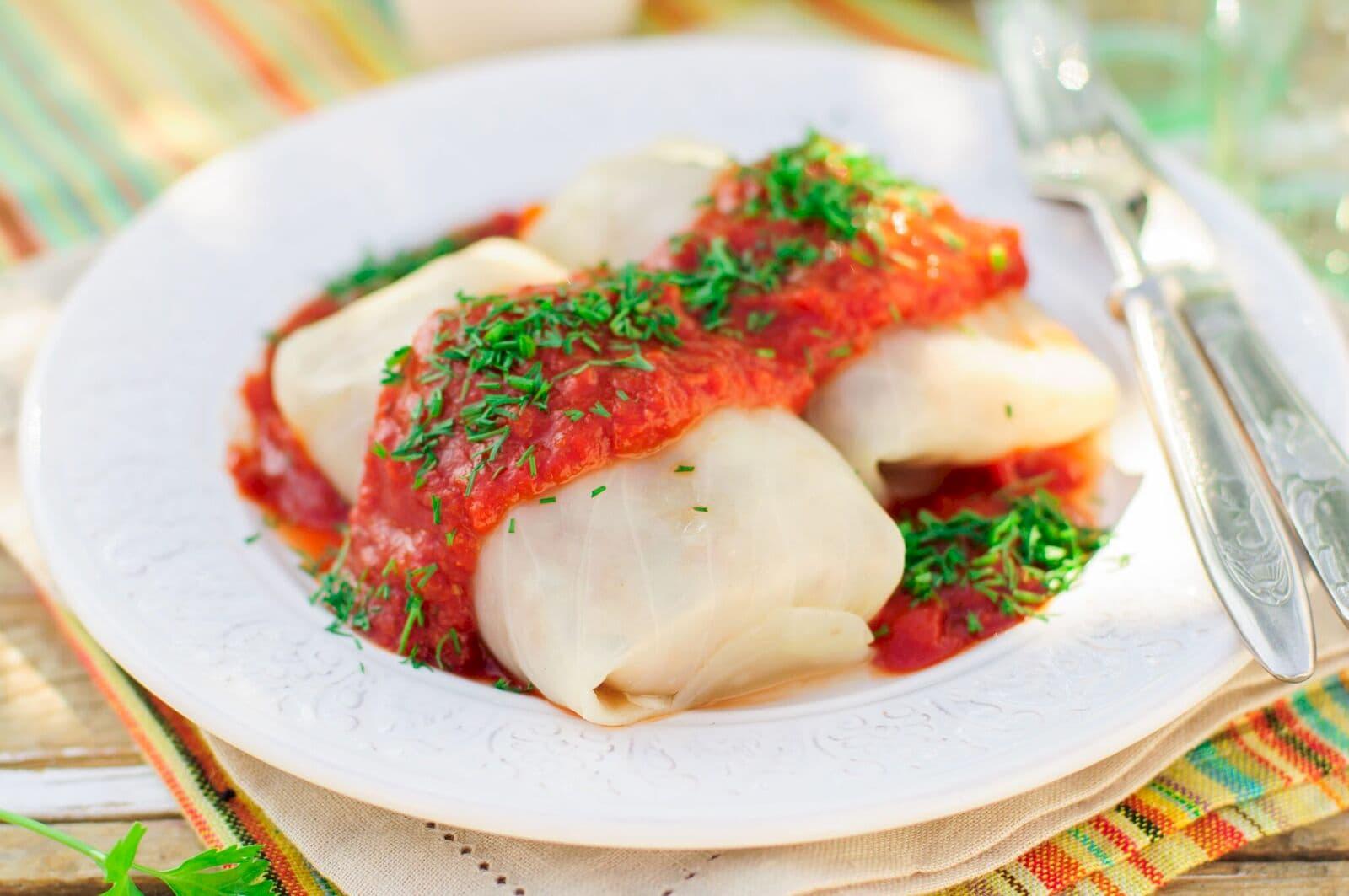 Thank God for Cabbage Golubsti