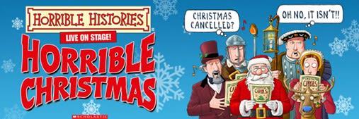 Horrible Christmas Banner