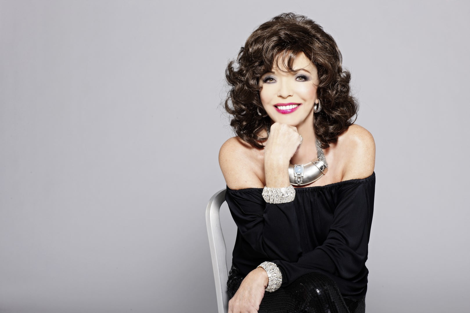 An Audience With Hollywood Royalty Joan Collins