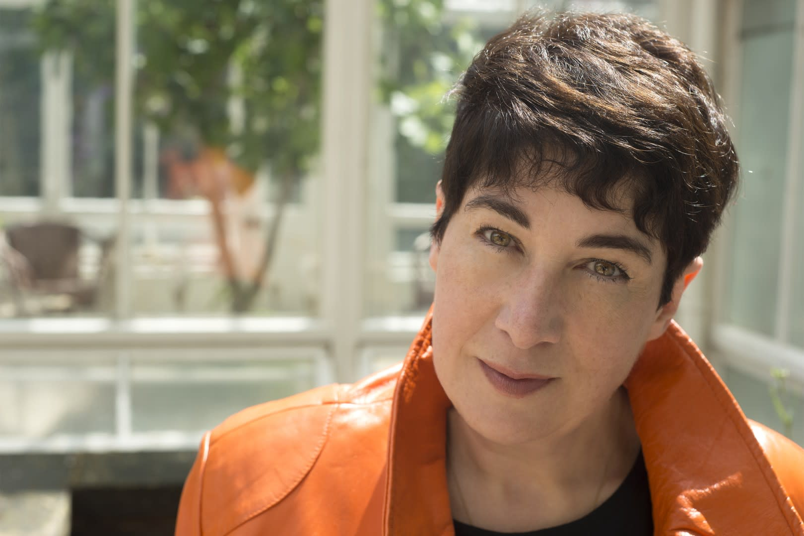 Joanne Harris Author Photo Headshot