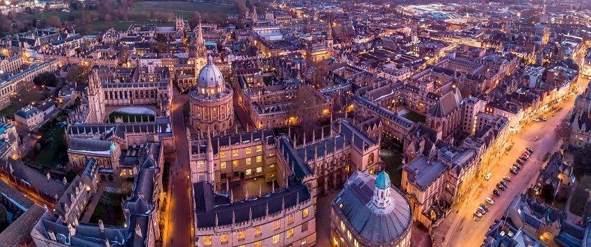 Oxford Open Doors City Panorama
