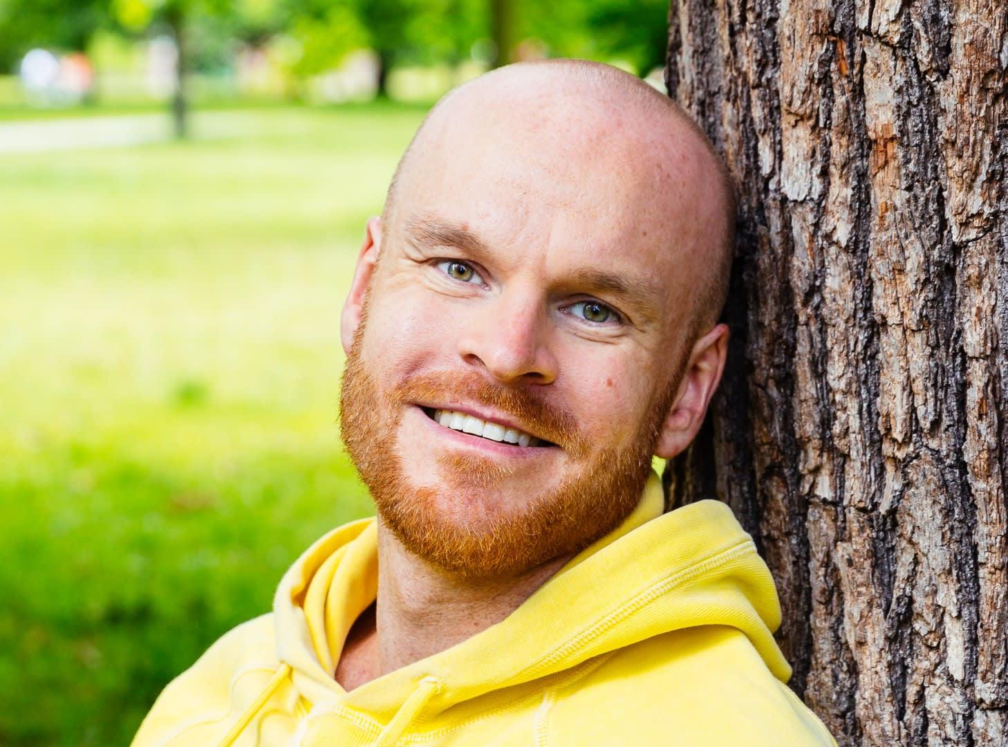 Oxford Unfiltered Philip Baldwin Headshot Smiling