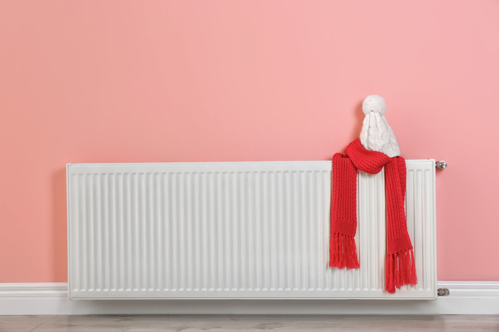 Hydrogen in the House Pink Radiator