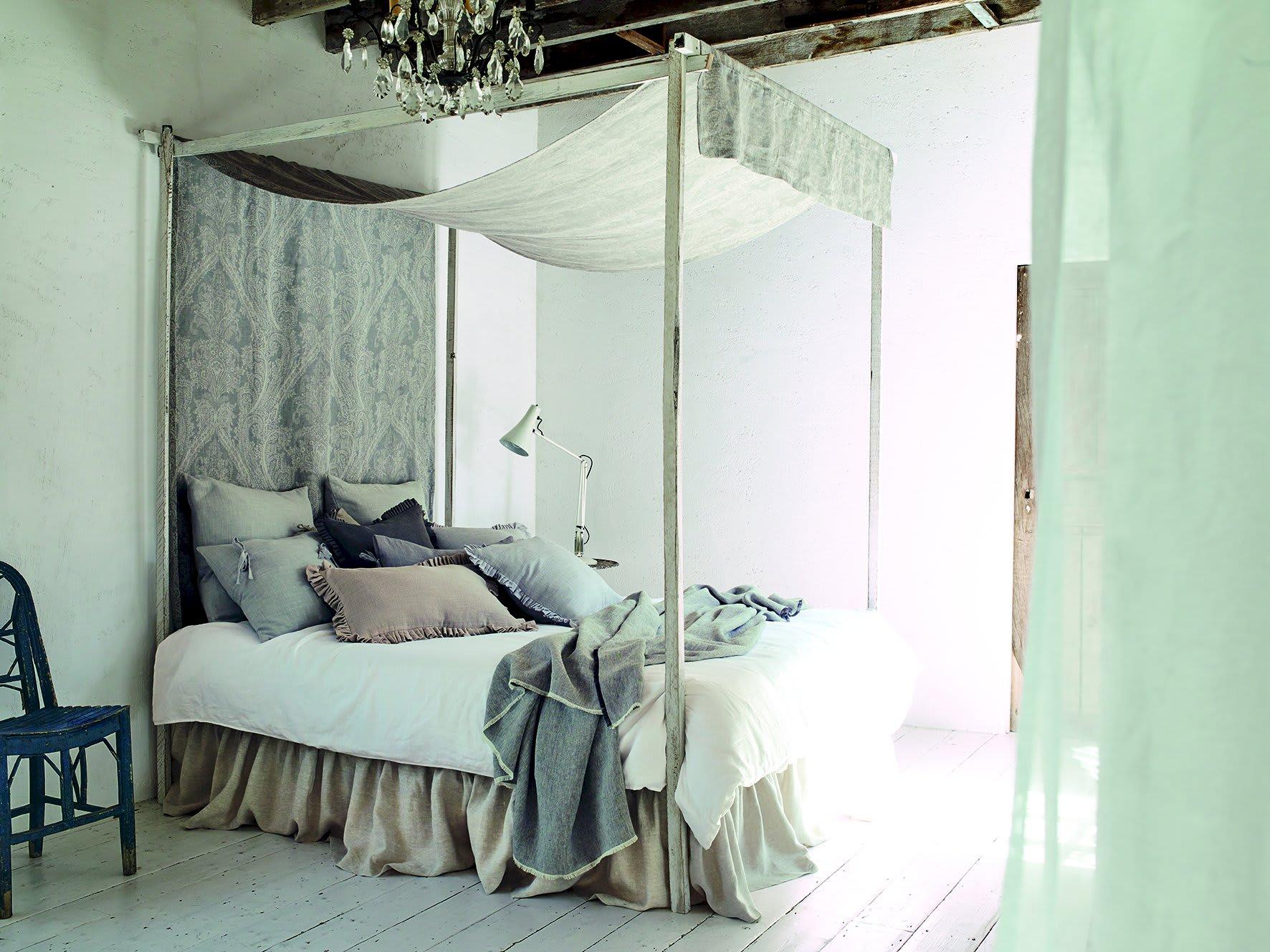 Sleeping Beauty Designing a Bedroom Romo Damaris Bed