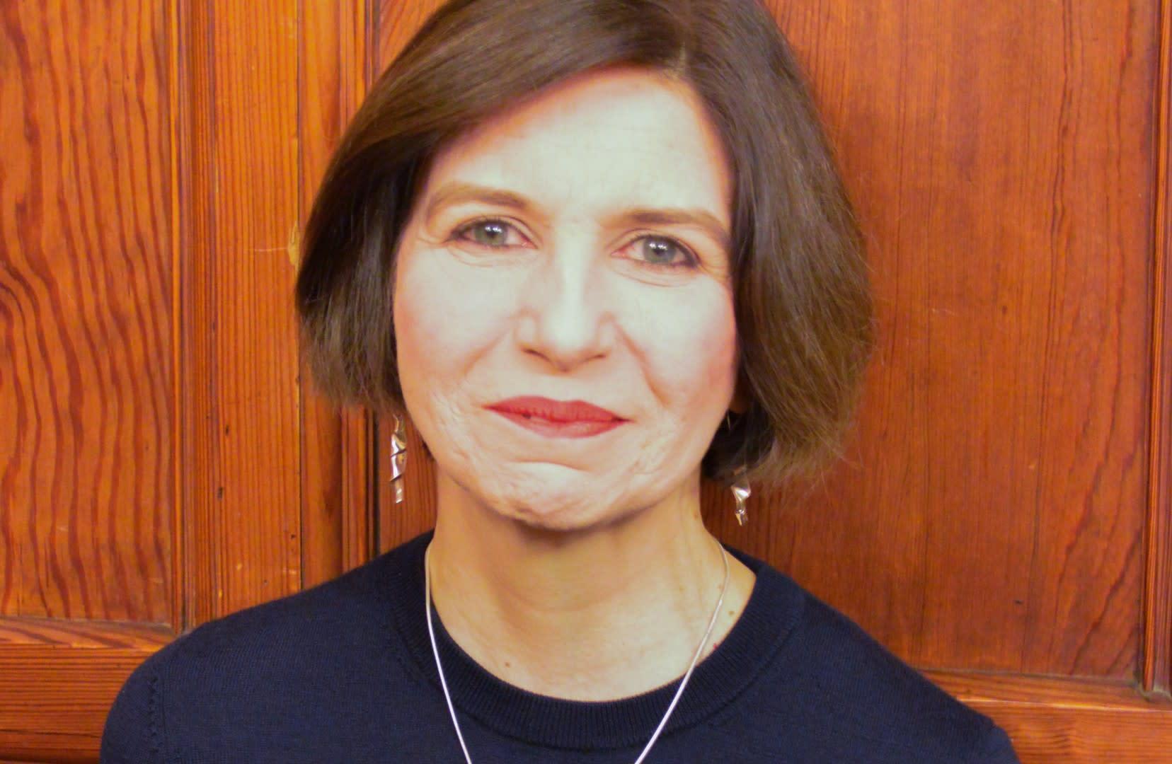 Rebecca Dawson Headshot