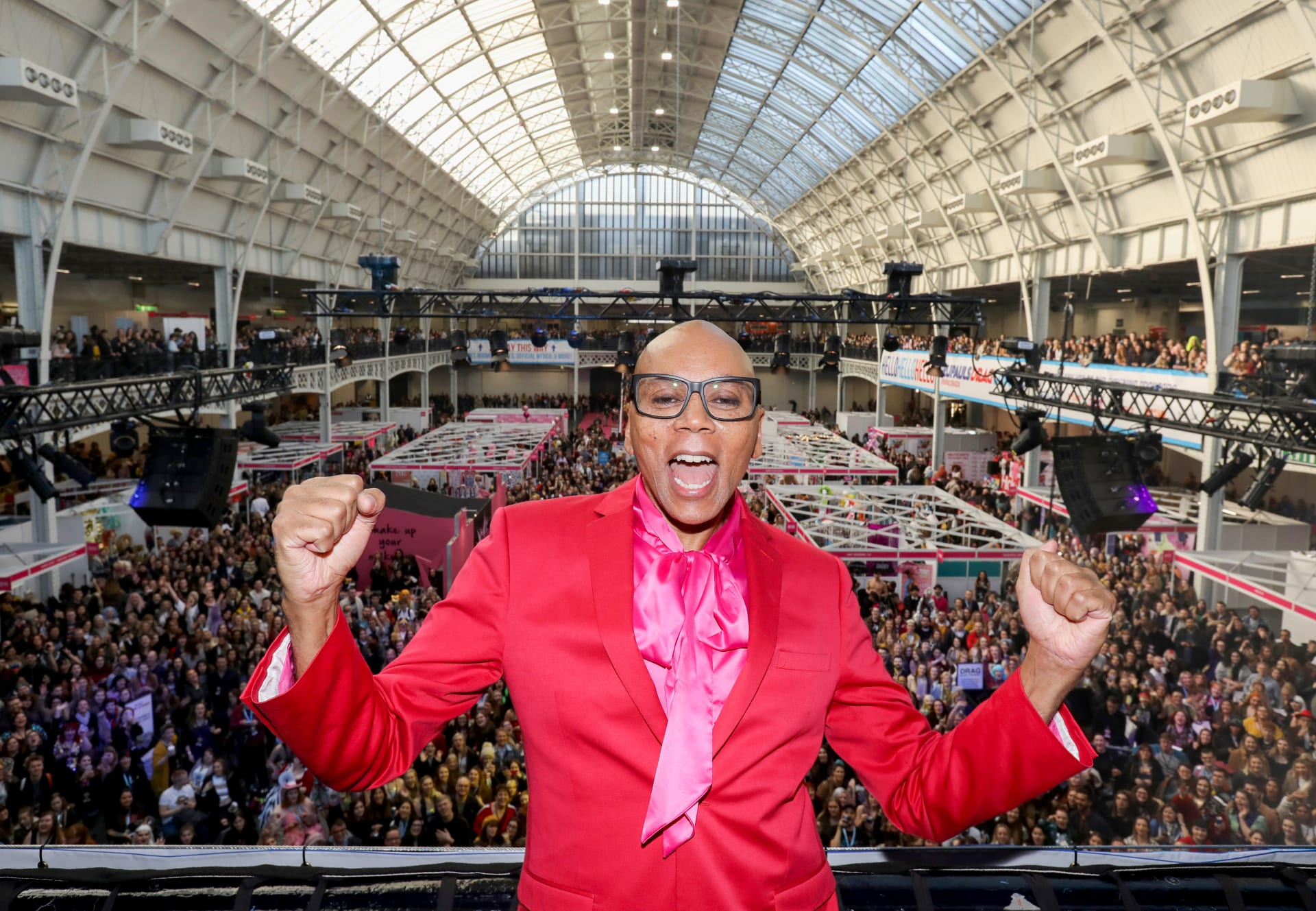 rupaul at dragconuk